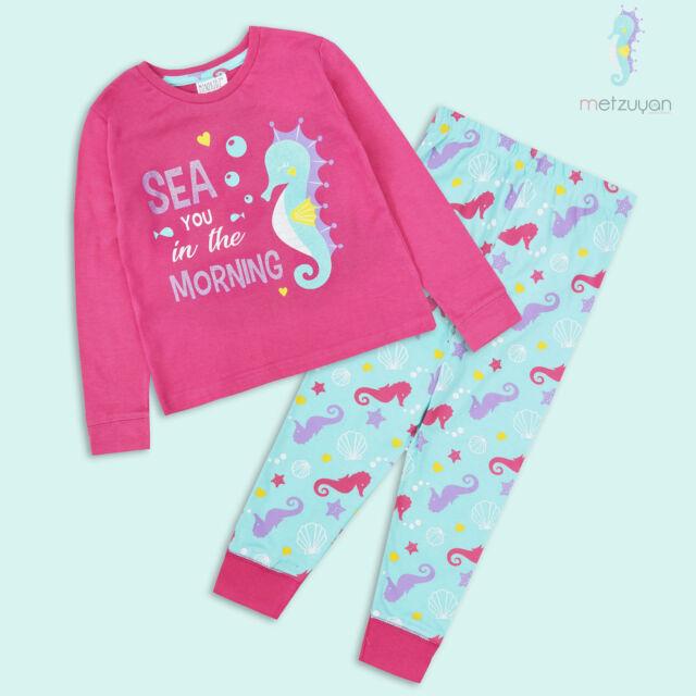 Disney Girls Doc McStuffins Pyjamas T Shirt Top Age 3 4 5 6 7 8 New Free P/&P