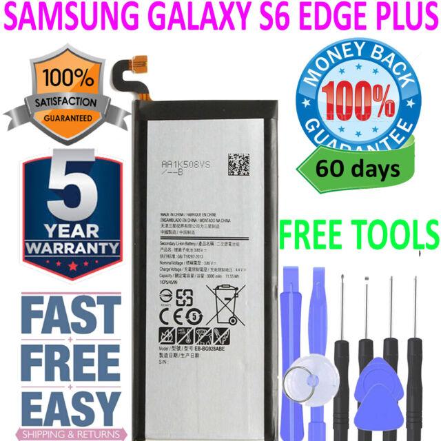 New Samsung Galaxy S6 Edge Plus G928 EB-BG928ABA EB-BG928ABE 3000mAh Battery