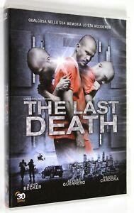 DVD-THE-LAST-DEATH-2012-Fantascienza-Kuno-Becker-Alvaro-Guerrero