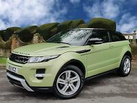 Range Rover Evoque 2.2 SD4 Dynamic 4x4 3dr Auto, LHD inc PANORAMIC SUNROOF