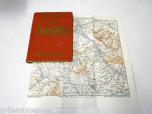 DOLOMITEN-artaria-wien-vol-II-dolomiti-orientali-guida-1929