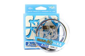 Verkauf YGK P.E Linie Veragass X4 All Purpose 150m P.E 2.0 , 30 lb (8364)