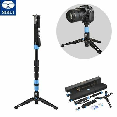 SIRUI P204SR Pro Monopod Tripod Holder For DSLR SLR 4 Section Camera Max 63 2017