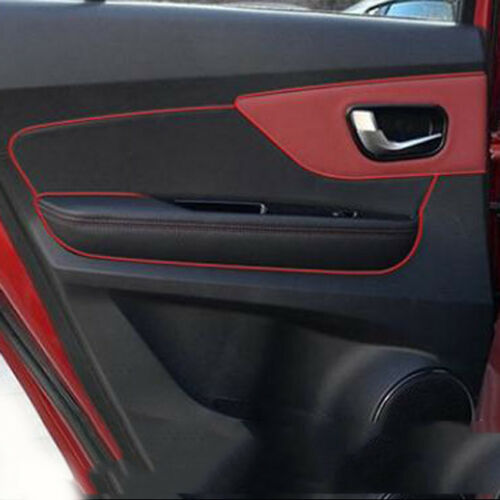 5M Car Styling Strips Trim Decals Interior Door Sticker Moulding Line Decor
