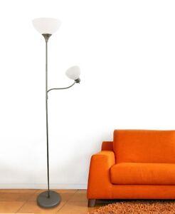 Floor Lamp Reading Modern Pole Light Bedroom Living Room ...
