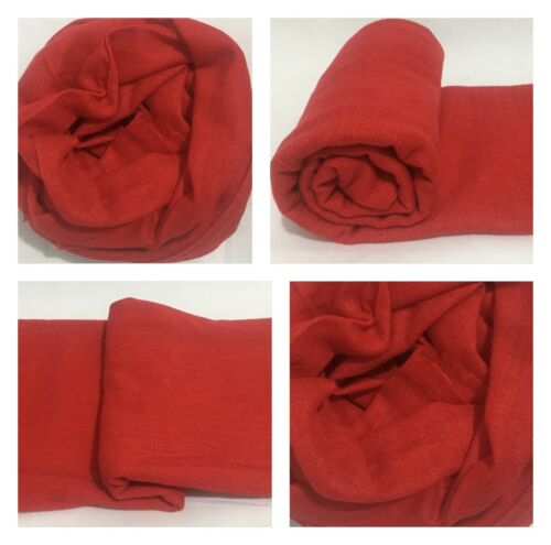 100/% PURE NATURAL HANDWOVEN CASHMERE SCARF SHAWL WRAP NEPAL SOFT LIGHT,WARM GIFT