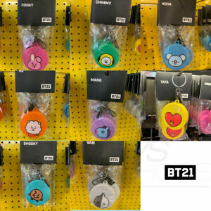BTS-BT21-Official-Authentic-Goods-LED-Key-Ring-Tracking-Number