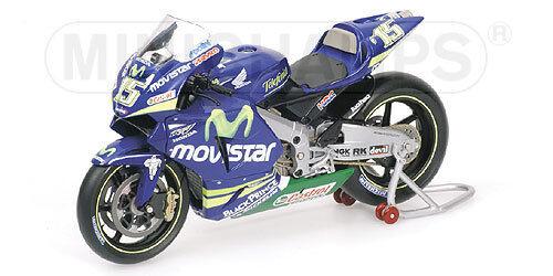 Minichamps Honda RC211V  2005 1 12  15 Sete Gibernau (FRA) MotoGP  livraison gratuite et échanges.