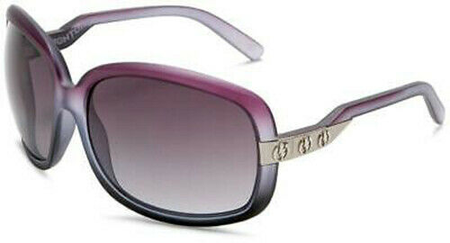 Electric Visual Hightone Smoke Purple Fade / Grey Gradient Sunglasses ES06233661