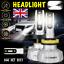 2x-novsight-H4-H7-H11-50W-10000LM-Bombilla-LED-Faros-Kit-Faros-6500K miniatura 1