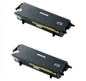 Pack-x2-Toner-TN-6600-compatible-TN6600-FAX-8360P-8360-PLT-8750P-non-oem