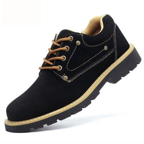 puntura lavoro calzature stivali gli uomini saldatura di acciaio La punta acidi di sicurezza da e Anti in previene le la per olio per 8wS1ZHfxq