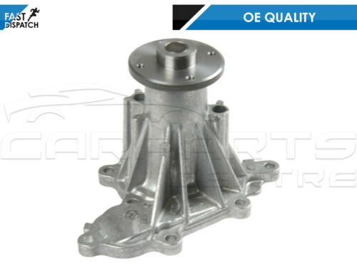 FOR NISSAN NAVARA 2.5DCi D40 2005 ENGINE COOLING WATER PUMP OE QUALITY 4 BOLTS