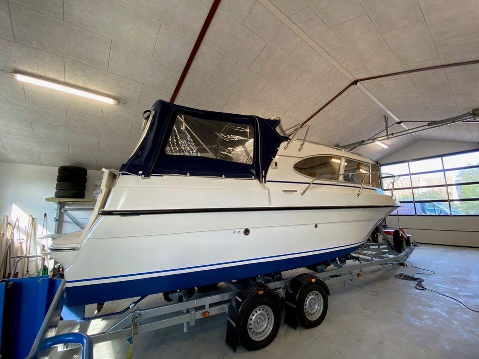 Viknes 750, Motorbåd, årg. 2001