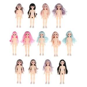 1-6-BJD-Doll-Body-3D-Big-Eyes-White-Skin-Girl-Dolls-Kids-Toys-DIY-Parts