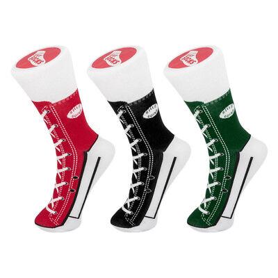Novelty Christmas Mens Socks Stocking Filler Gift Sock Festive Party Fancy Dress