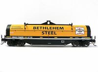 Ho Scale Model Railroad Trains Atlas Bethlehem Steel Covered Coil Car 170899