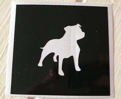 X5 Snowflake  Deer Stencil Glass Craft Etched Vinyl Sticker Silhouette Christmas
