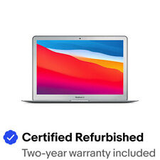 "Apple 13"" MacBook Air 2014 Big Sur 4GB RAM 128GB SSD Certified Refurbished A1466"