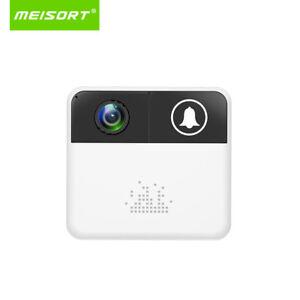 Details about Meisort IDS1 Video Doorbell Camera 2-Way Audio Smart IP  Camera Free APP Control