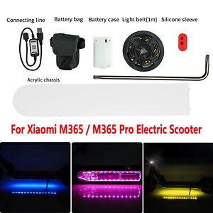 1-Set-LED-Light-Strip-Lamp-Belt-Pour-Xiaomi-M365-M365-Pro-Trottinette-electrique