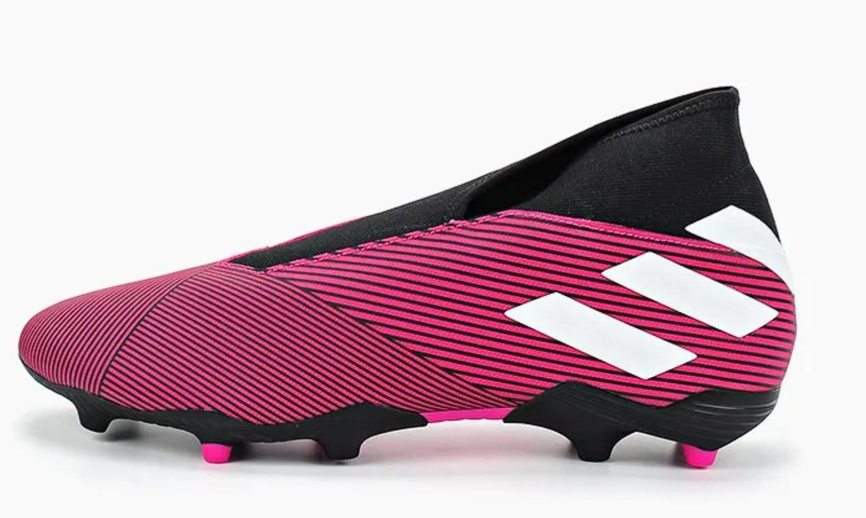 Sautope calcio Adidas NEMEZIZ 19.3 FG LL EF0372 201920 uomo senza lacci