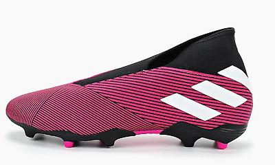 Scarpe calcio Adidas NEMEZIZ 19.3 FG LL EF0372 201920 uomo senza lacci | eBay