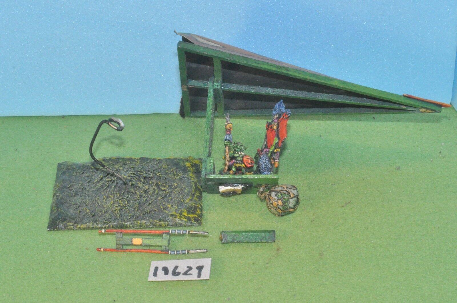 Sigmar goblin glider bomber plastic   wood ral partha citadel rare oop (19629)