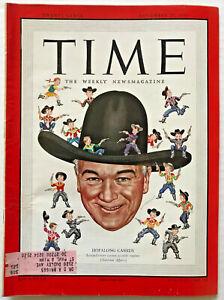 November-27-1950-Hopalong-Cassidy-TIME-MAGAZINE-Photo-Feature-TV-Movie-Cowboy