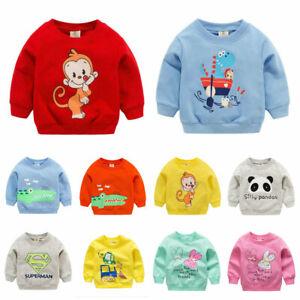 1pc-baby-Clothes-Girls-Boys-Cartoon-sweater-Children-pullover-Kids-Outerwear