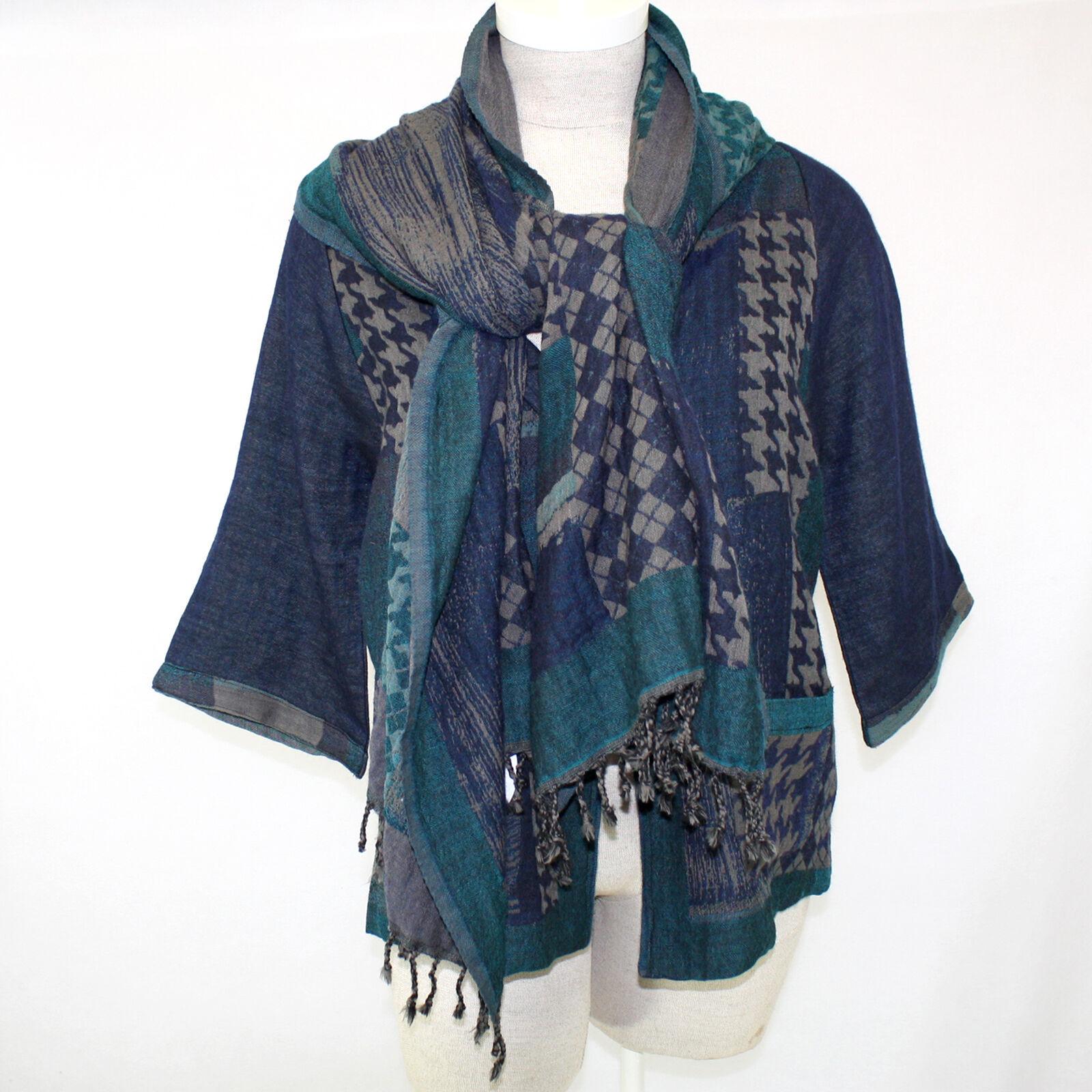NEW NWT Parsley & Sage Plus Größe Alice Short Jacket 100% Wool Cardigan Blouse 2X