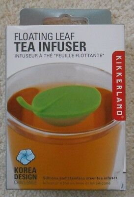 Kikkerland 'Floating Leaf' Tea Infuser