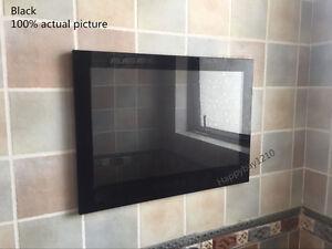 La Foto Se Está Cargando Nuevo 22 034 Impermeable TV Espejo De Bano