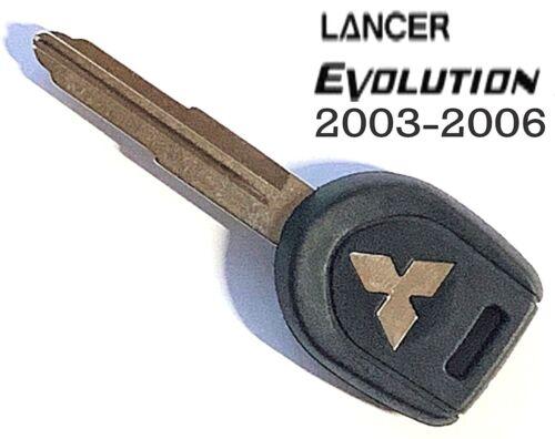USA Mitsubishi MIT14 Lancer Evo Evolution 2003-2006 transponder Chip Key A+