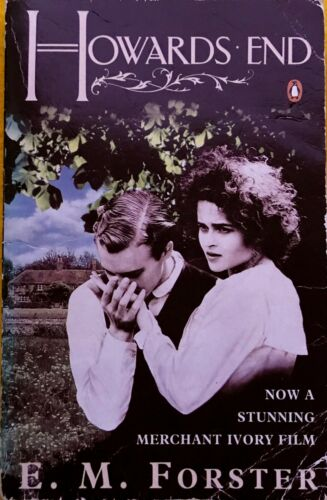 1 of 1 - Howards End by E. M. Forster FREE AUS POST acceptable condition paperback