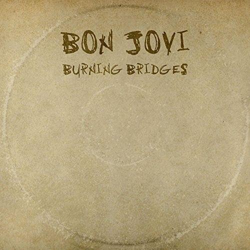 Bon Jovi - Burning Bridges - DIGIPAK