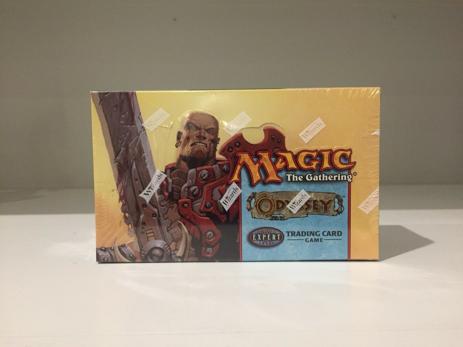 ODYSSEY BOOSTER BOX x 1 - FACTORY SEALED - US ENGLISH - MTG - MAGIC