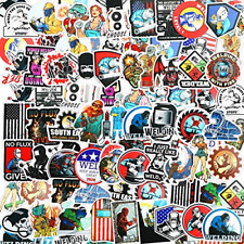 200 Pieces Welding Stickers Hard Hat Stickers Welder Stickers Decals Tool Box