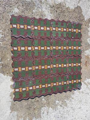 Pavimento Antico Sale Price Arredamento D'antiquariato Pannello Di Mattonelle Altri Complementi D'arredo