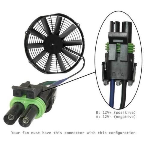 Cooling Fan Over Ride kit for Can Am800 1000 XT X Defender Maverick Commander X3