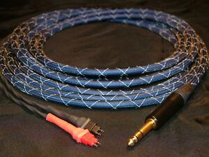 15-039-Sennheiser-HD650-HD600-HD580-HD525-Headphone-Cable