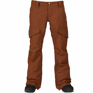 2016-NWT-WOMENS-BURTON-LUCKY-SNOWBOARD-PANTS-True-Penny-Copper-quick-drying