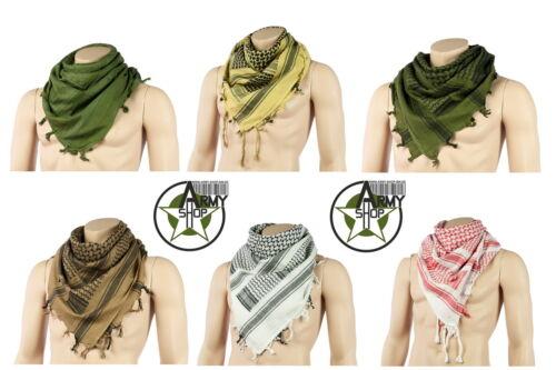 PLO Shemagh Palituch Tuch Kopftuch Pali Halstuch  in verschiedenen Farben