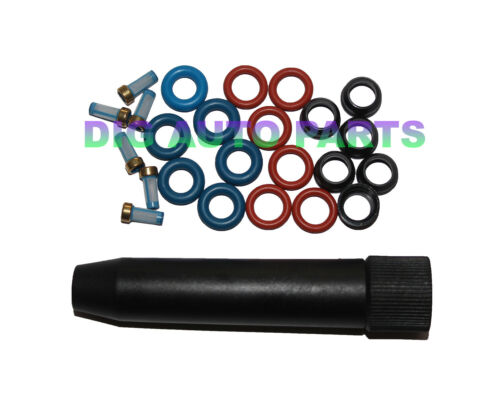 6 set Delphi Fuel Injector Seal Repair Kit for Buick-Chevy FJ10066 25323972