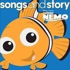 Finding Nemo - Disney Songs & Story 2012 CD