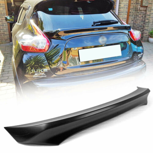 Painted For Nissan JUKE F15 SUV D Style Rear Trunk Middle Spoiler SL