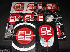 FUSE 5-14 IMAGE COMIC RUN 5 6 7 8 9 10 11 12 13 14 10 TOTAL COMICS
