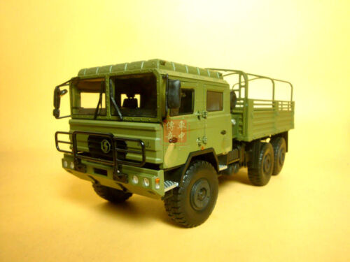 1/24 China SHANQI SX2150 army truck model