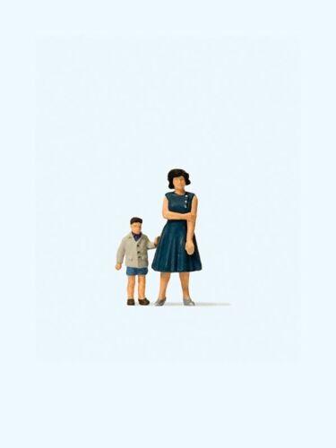Preiser 28169 madre e figlio 1:87//h0