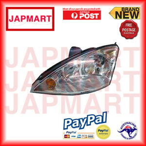 For-Ford-Focus-Lr-Headlight-LH-Side-10-02-12-04-L13-leh-ofdf